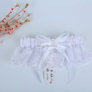 Wedding Dress Accessory Bridal Garters With Factory Price Wedding Garter Belt From Guangzhou