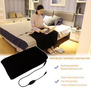 Waterproof 110v Heating and Cooling Carbon Fiber Medical Electric Heating Blanket with Thermostat