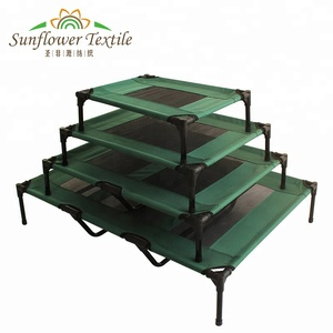 Manufacturer wholesale unique raised orthopedic pet dog bed