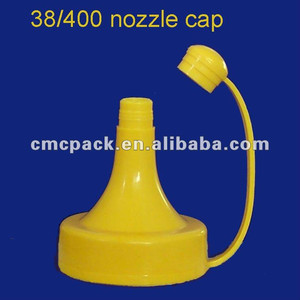 pour spout cap and small hole orifice lid