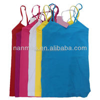2015 New style Seamless Camisole Top