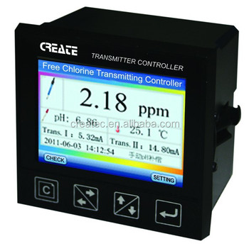 Water Treatment Swimming Pool Free Chlorine Controller