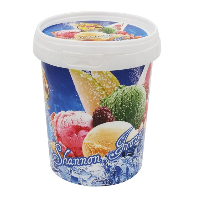 500ml custom fancy disposable plastic ice cream cups wholesale small disposable colourful ice. Black Bedroom Furniture Sets. Home Design Ideas