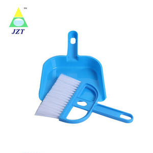 Custom Made Household Table Cleaning Soft Broom With Dustpan