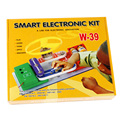 Smart Electronic Snap Circuits electronic kit building blocks a lab for electronic innovation learning Assembling toys