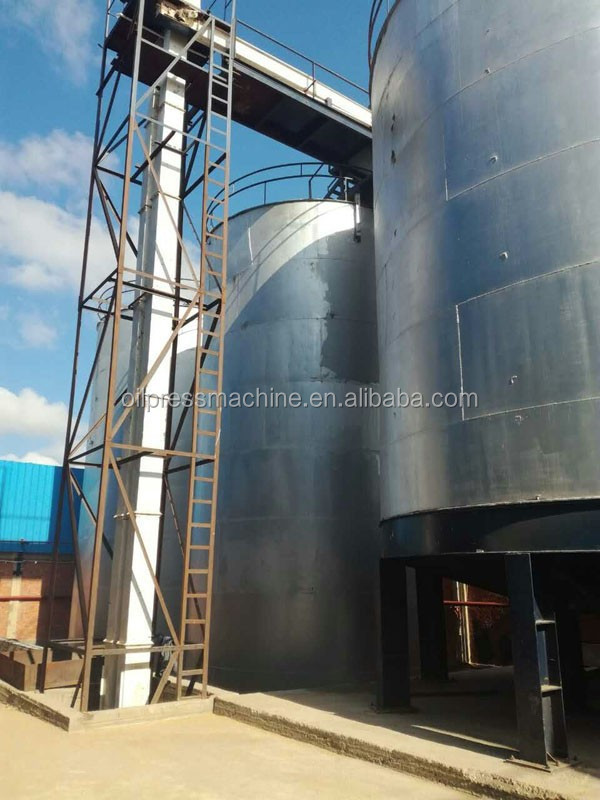 Soybean Oil Making Plant