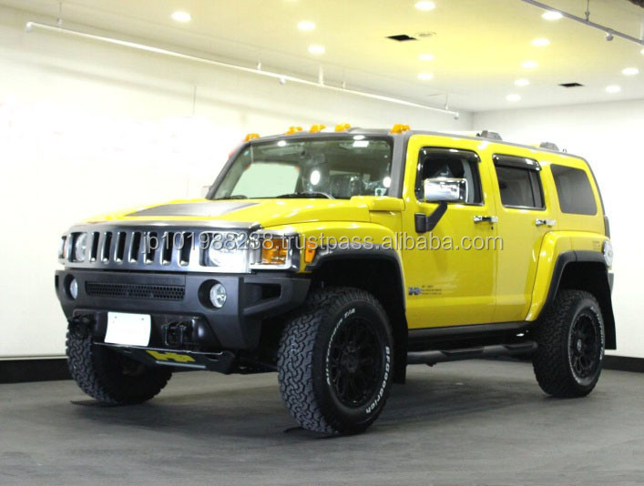 Used Cars - Hummer H3 Type G Sunroof Dealer Car (lhd 819710 ...