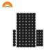 HOT SALE 80W MONO crystalline solar panel solar module with CE TUV EL test for solar system