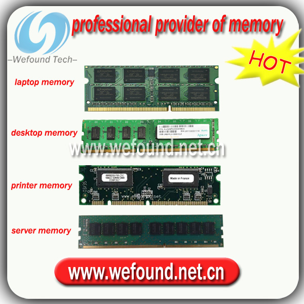 Hot sell! for HP Server memory 408854-B21 405477-061 8GB (2x4GB) REG DDR2 PC2-5300 667MHz for ML150G5/DL180G5