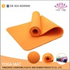 China Manufacturer Eco-Friendly Anti Slip TPE Yoga Logo Mat