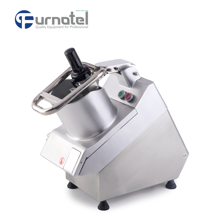 FURNOTEL Commercial Vegetable Cutting Machine for Hotels /Electric Carrot Shredding Machine with Good Price China