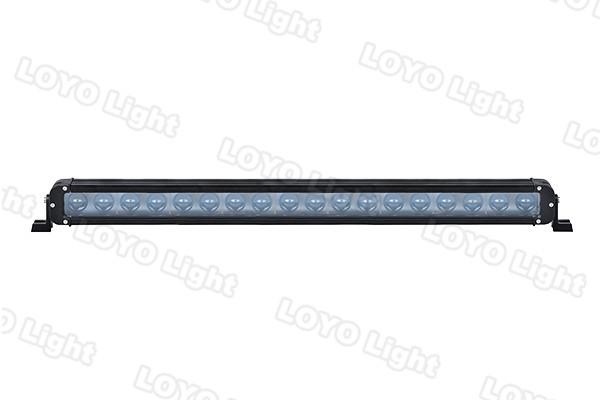 4d Single Row 10watt Led Driving Light Bars Led Light Combo 120w ...