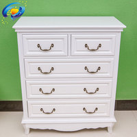 2017 Hot Selling Latest Design 5-Drawer Chest Of Drawers