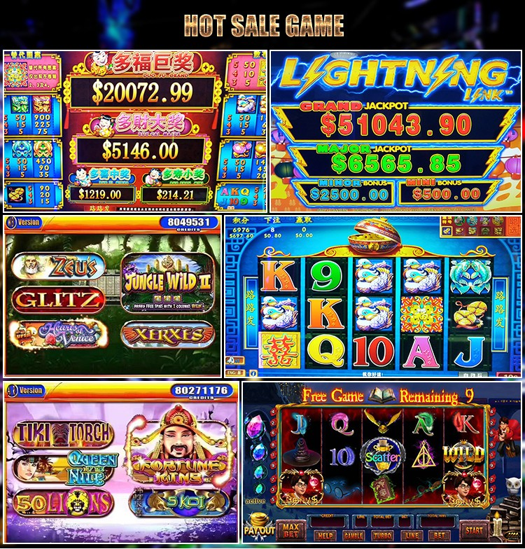 Slot Machine Games To Buy