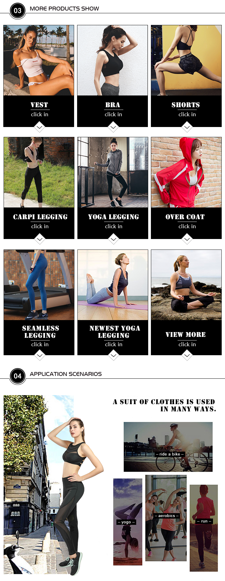4bfa3b01f0 2019 Wholesale Gym Clothing Women Yoga Leggings High Waisted Leggings  Fitness