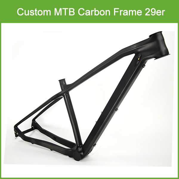 2016 super light 29 Inch chinese carbon 29er frame / Customized Paint carbon frame mtb 29er