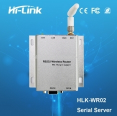 Remote/Cloud Control Ethernet To WIFI Wireless Server Uart To Wifi HLK-WR02 Kit