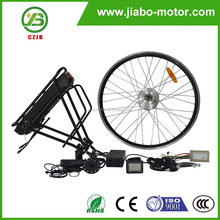 JB-92Q front wheel electric bike and bicycle conversion kit with battery