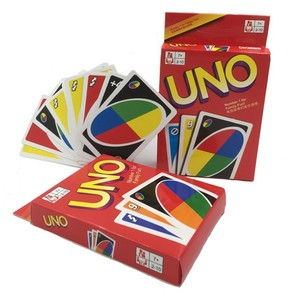 Wholesale Custom Uno Game Card Paper Cards Popular Party Uno Game Card For Gift