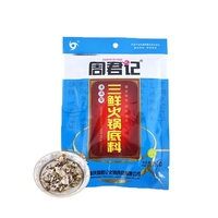 Chinese special food seasoning hot pot seasoning
