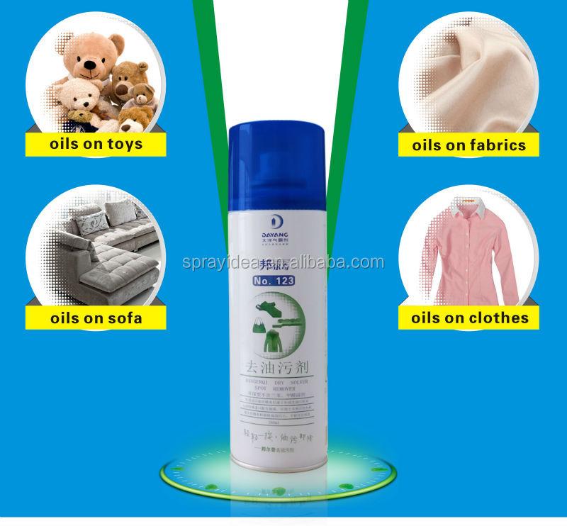 Bangerqi 123 Oil Remover Sofa Stain Spot Lifter Spray
