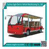 new design electric shuttle bus for sale