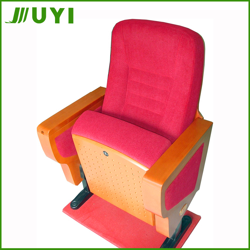 JY-998M Room Used For Movable Plastic With Arms Home Theatre Chair Function Hall Chairs Theatre Seating