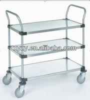 Galvanized Steel Utility Cart