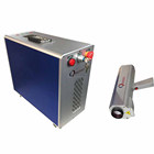 20w 60w100w 200w handheld electric laser coil cleaning system corrosion rust removal machine
