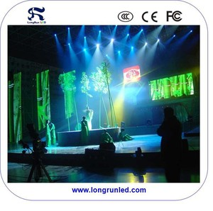 Big Full Color HD RGB SMD P6 Replacement LED TV Screen for sale