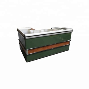 Grocery Checkout Counter Cashier Counter Cashier Desk Green Cashier Register Table Cash Counter Table For Sale