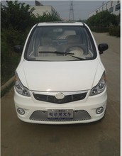 China Made In and Electric Fuel 2014 Electric Car For Sale