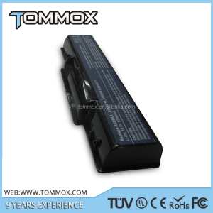 Replacement 6 Cell 11.1v 4400mah Battery Pack for Gateway Laptop Computer: Nv52