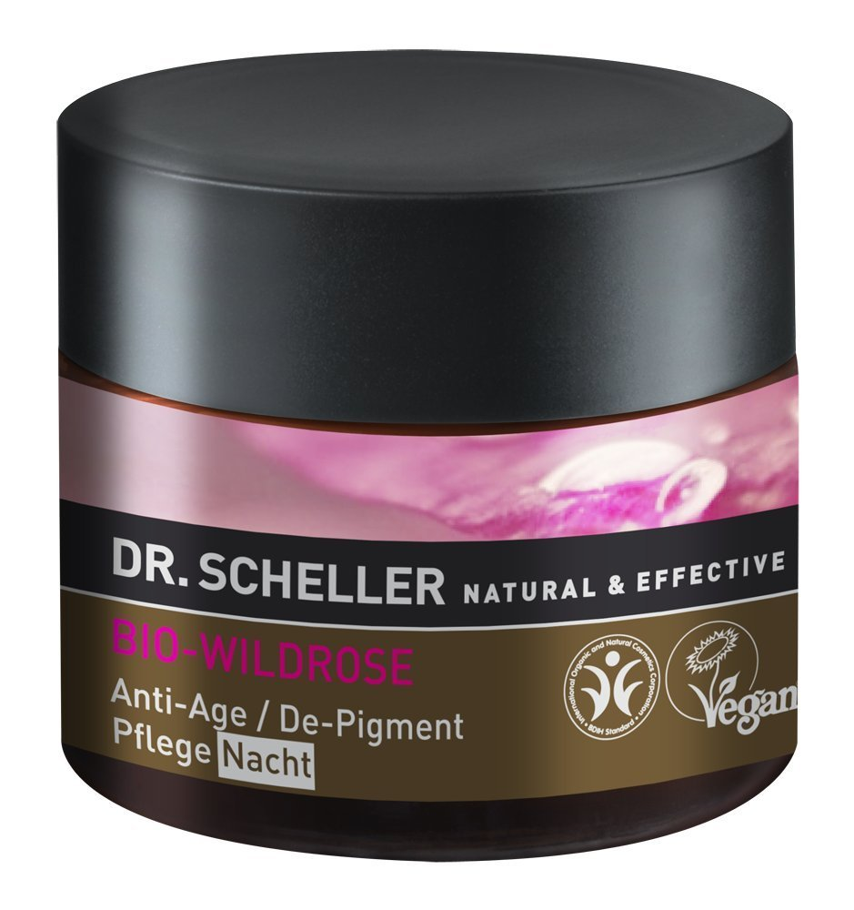 Dr Scheller - Facial Cream Day Care Sensitive Skin Organic Lavender 1.7 oz 100% Hydraderm Rich Cream Moisture Comfort 1.7oz