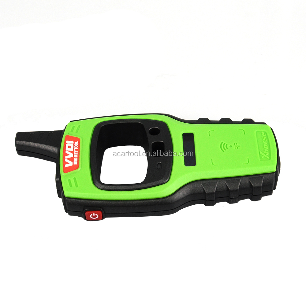 Xhorse VVDI Mini Key Tool Remote Key Programmer Support IOS and Android Get Free ID48 96bit and One Token each day