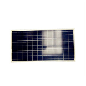 Factory direct supply pv solar panel 60w for baterias solares for home using
