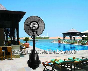 hot sale best quality 26 inch outdoor diy water misting fan - Outdoor Misting Fan