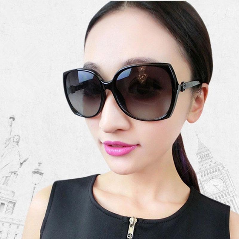 b09abcebec4 2015 New Brand Flower Elegant Ladies Sunglasses Oversized Big Frame Women  Sun glasses Oculos Feminino de