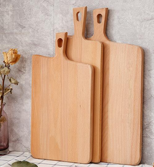 New Arrival High Quality Natural Wood Cutting board Kitchen Chopping Boards Wood Type