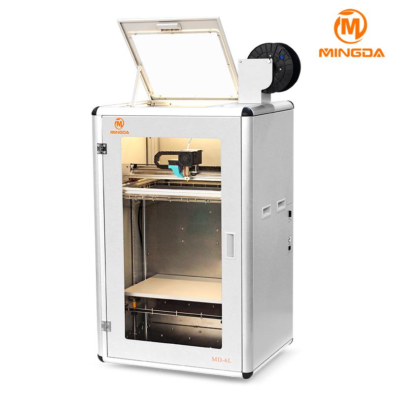 Wholesale Price MINGDA MD-6L 3D Printer Print Plastic Materials Large 3D Printer Objects
