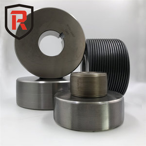 High cost performance Circular Thread Rolling Dies Used for profiles plines Serration Spline