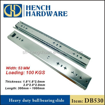 Full Extension Bottom Mount Ball Bearing Drawer Slides Buy Ball