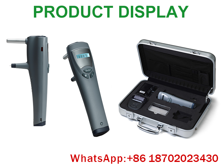 IN-V033 Hospital medical equipment Ophthalmic Applanation Non Contact Tonometer Portable Rebound Tonometer