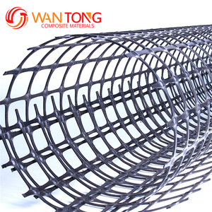 30Kn China Supplier Plastic Geogrid PP Biaxial Geogrid Prices