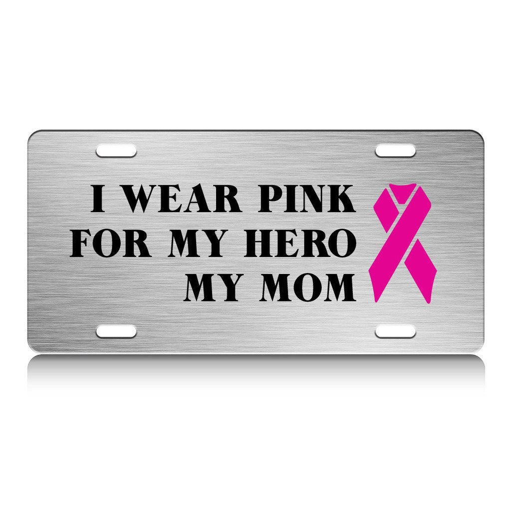 Buy Shirtmania I Wear Pink For My Hero My Mom Breast Cancer