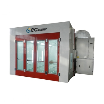 OBC-DS7 diesel oil used car spray booth Auto Body Spray Paint Baking Booth for sale