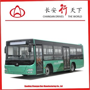 Baoding Changan Bus City Bus Man Series SC6101