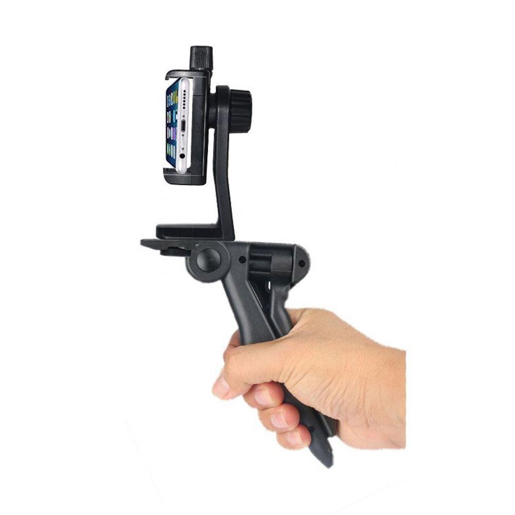 Portable Mini Tripod For Casio Exilim Zoom EX-Z37 Exilim Zoom EX-Z35 Camera With Rubber Feet