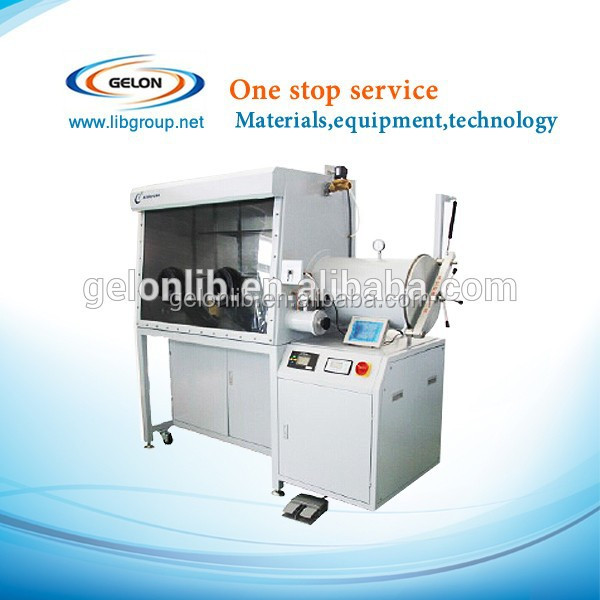 Glove box for lithium battery lab research with circulation purification regeneration system