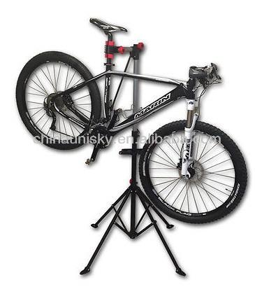 Bike Repair Work Stand Telescopic Adjustable Holder Arm Cycling Bicycle Rack
